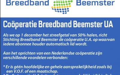 Coöperatie Breedband Beemster UA
